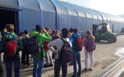 Obiskali smo Karierno središče in Konstrukcije Schwarzmann