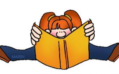 Kateri sta naj knjigi OŠ Dobrova?